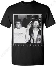 Wholesale Graphic Designs T Shirts - Hip Hop Legends Graphic T Shirt men N W A funny printed design t shirt S-3XL