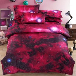 Wholesale Dream Machine - 2017 New 3D bedding four sets stars simple dream fantasy sky bed sheets quilt bedding 4 sets