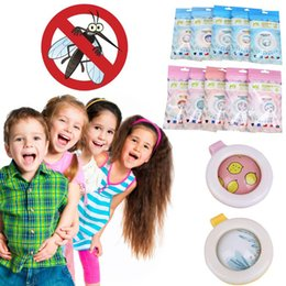 Wholesale Mosquito Repellent Bracelets Anti - 2017 Children Adult Cartoon Poke Go Anti-Mosquito Buckle Summer Waterproof Fragrance Incense Repellent Guard Mosquito Sticker Bracelet