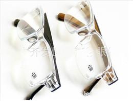 Argentina Gafas de lectura plásticas de la moda TR90 Mini lector de bolsillo presbyopic sin montura Diseño gafas de lectura ópticas para hombres mujeres Suministro