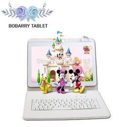 Wholesale Andriod Os - Wholesale- BOBARRY 10.1 inch 4G tablet Octa Core 4GB RAM 128GB ROM 8 Cores andriod 6.0 8MP 1280*800 IPS Kids Gift MID Tablets 10.1