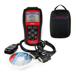 Wholesale Auto Computer Tools - KW808 Vehicle Diagnostic Tool OBD2 OBDII LCD Scantool Auto Truck Diagnostic Scanner Computer Vehicle Fault Code Reader Scan