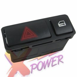 Wholesale Warning Switch - Hazard Warning Door Central Lock Locking Switch For BMW E46 E53 E85 X5 325 New