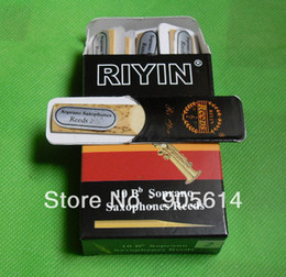 """Wholesale Reed Wholesale - Wholesale- Soprano Saxophone Reeds reed Brand """"RIYIN"""" NEW Strenght #2"""