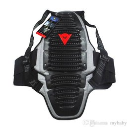 Wholesale Motorcycle Spine - Motorcycle protector armor Bike Rock Climbing Back Protector Body Spine Armor One Size free shipping drop shipping