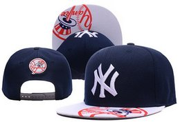 Wholesale Snapbacks Yankees - 2017 new york Basketball Snapback Baseball Snapbacks Yankees Football Snap Back Hats Womens Mens Flat Caps Hip Hop Caps Cheap Sports Hats