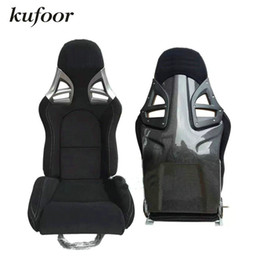 Wholesale RECARO Carbonfiber Adjustable Car Racing Seats Auto Racing Seats Sports Seats