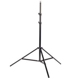 Wholesale Tripod Stand Lamps - Wholesale-ASHANKS Light Stand Tripod 6.5FT Bracket Holder Fotografia Acessorios Camera for Softbox Photo Video Lighting Flash Lamps