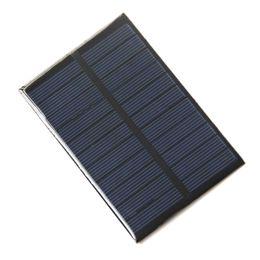 Wholesale Solar Diy Educational Kit - High Quality 1.8W 5.5V Solar Cell Module Polycrystalline Solar Panel DIY Solar Charger System Educational Kits Epoxy 123*83*3MM