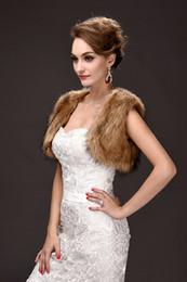 Wholesale Winter Coats Quality Cheap - Bridal Wraps Cheap Price Faux Fur Winter Wedding Coats High Quality Cheap In Stock Winter Weddings CPA970