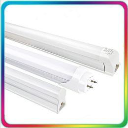 Wholesale T5 Bulb Warm - 60PCS 85-265V Warranty 3 Years 1.2m 18W 4ft 1200mm T8 LED Tube T5 LED Tube Bulb Light Fluorescent Lamp Daylight