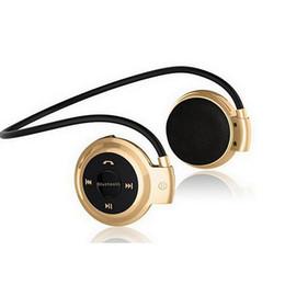 carte bluetooth mini sd Promotion Casque sans fil Bluetooth Mini 503 Casque Écouteurs Fente pour carte SD + Radio FM Mini503