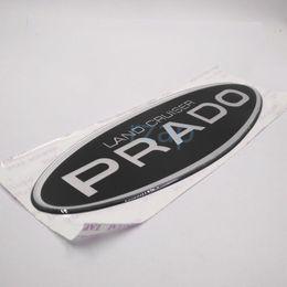 Wholesale Sticker For Tire - For Toyota Land Cruiser Prado Resin Logo Car Rear Spare Tire Cover Emblem Badge Nameplate Sticker