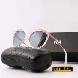 55471157f1c7e 2017 nova sunglass ch1772 óculos de sol o sonhador óculos de sol das mulheres  marca designer de revestimento lente polarizada estilo verão com caso  original ...
