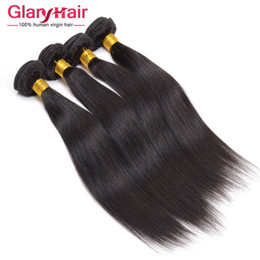 Wholesale Beauty Items - Hot Selling Items 8a Grade Peruvian Virgin Hair Extensions Cheap Remy Peruvian Straight Human Hair Weave Bundles Wholesale Hair Beauty Gifts
