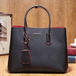 Wholesale Purple Shopping - Luxury handbags Famous Designer PAA Bags Women Leather Handbags Genuine Leather Shopping Shoulder Crossbody Bags For Women Bolsas Feminina