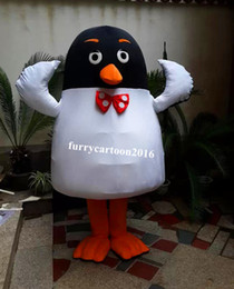 Wholesale Custom Sales Kits - penguin madagascar mascot costume custom fancy costume animal cosply kits mascotte fancy dress carnival costume factory direct sale
