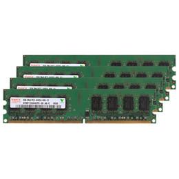 Wholesale Ddr2 Desktop 667mhz 2gb - Computer Components RAMs 2GB PC2-6400 SDRAM DDR2 DIMM 667Mhz 800Mhz 240Pin Desktop computer Memory Intel Motherboar