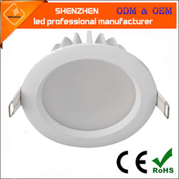 Wholesale Indoor Outdoor Kitchens - IP65 Outdoor&Indoor Waterproof LED Downlights Dimmable AC110V 220V Round Square 15W LED Recessed Lamps Spot light for Bathroom IP65