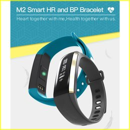 Wholesale Pressure Direct - M2 Smart Bluetooth Bracelet Direct Sleep Heart Rate Blood Pressure Blood Oxygen Six-Axis Step Health Movement Sport Bracelet Wristband