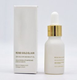Wholesale HOT NEW Brand Makeup k Rose Gold Elixir ml Essential Oil Fragrance Deodorant DHL Free
