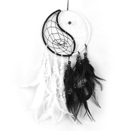 Wholesale Wholesale Net China - Dream Catcher Antique Imitation Enchanted Forest Dreamcatcher Handmade Dream Catcher Net With Feathers Wall Hanging Decoration Ornament