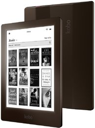 Wholesale Ereader Touch - Wholesale- ebook EPUB Kobo Aura HD PDF eReader 6.8 inch e-ink 1440x1080 Comfortlight 4GB wifi e-book Reader