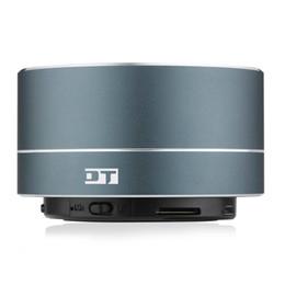 En gros - Le plus récent haut-parleur portatif Bluetooth DOINGTOP DT-A10 avec lumière LED, appel mains libres, FM, fente pour carte SD pour téléphone mobile / PC / tablette ? partir de fabricateur