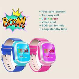 smart telefonieren Rabatt Q80 Kinder GPS Positionierung Smart Phone Watch 1,44 Zoll Farbe Anti Verlorene Zwei-Wege-Call Watch