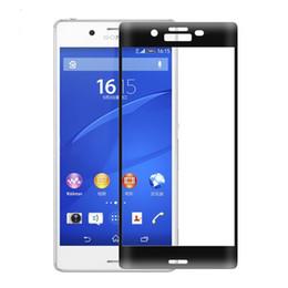 Yüksek Kaliteli Temperli Cam 3D Kavisli Tam Kapsama Sony XA XP Için XC XZ Ultra XZP XA1 Blackberry Pirv nereden eğri böğürtlen tedarikçiler