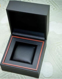 Wholesale Luxury Black Calibre 16 - Luxury High Quality TAG Watch Original Box Papers Card Cases Gift Boxes For TAG Calibre 17RS2 36RS 16 CAL.1887 Swiss Brand Watches
