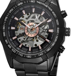 Wholesale Unique Stainless Designs - New AAA men's Automatic mechanical watches Swiss brand high quality Sport INVICTA wristwatches DZ Unique Design Winner Military watch