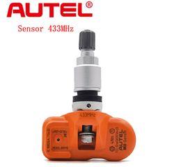 Wholesale Mx Honda - 2016 Oringinal Autel MX-Sensor 433MHz Universal Programmable TPMS Sensor Specially Built for Tire Pressure Sensor Replacement