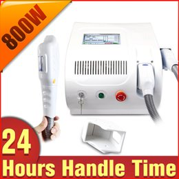 Wholesale Ipl Machines For Face - E-light IPL RF Beauty Machine For Permanent Armpit Body Hair Removal Skin Rejuvenation With Pre-cooling Comfortable Temperature