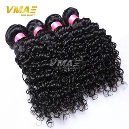 Wholesale Wholesale Brazilian Virgin Hair French - Brazilian Deep Wave Cabelo Human Peruvian Deep Curly Virgin Hair Weave 3 Bundle Wet and Wavy French Curly Crochet Hair Extensions