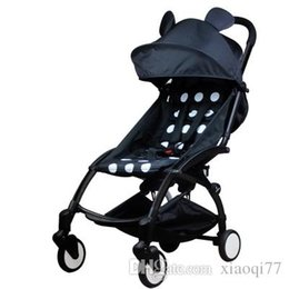 Wholesale Originals Umbrellas - 2017 new Original portable umbrella baby stroller 8 kinds of car gifts a variety of colors available
