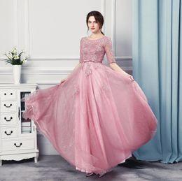 Wholesale Custom Clothes China - Cheap Clothes China Vestido Festa Longo 2017 Formal Dresses Evening Wear Floor Length Prom Dresses for Women