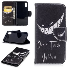 Wholesale Iphone Cute Leather - Magnetic BookCover For Apple iphone8 3D cute cartoon Flip Wallet case for iphone8 cover free shipping