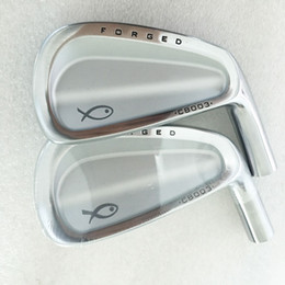 Wholesale making iron - New mens Golf heads CB-003 FORGE Golf irons Heads set 3-9P Golf Clubs set no Clubs shaft Club-Making Products Free shipping