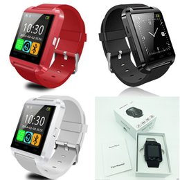 Wholesale Cheap Used Windows - 2017 Factory wholesale cheap U8 smartwatch , U8 Bluetooth Smart Watch Phone Mate For Android&IOS Iphone Samsung LG Sony