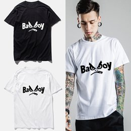 Wholesale Mma Shorts For Men - New arrival t shirt for men short sleeve cotton bad boy t shirts mma print men clothing,tx1633