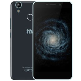 Wholesale Charge 4g - 5.5 inch HD THL T9 Pro 4G LTE Touch ID 2GB 16GB 64-Bit Quad Core MTK6737 Android 6.0 Marshmallow OTG Fast Charge 13.0MP Camera Smartphone