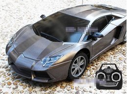 Wholesale Nitro Rc Radio Control - Wholesale-Light 4 Channels car toy,remote control car model,RC Cars toy,,children radio controller Racing,educational toys