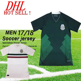 Wholesale Thai Wholesale Jersey - Thai Quality 2017 Copa America 2018 Mexico home away 14 CHICHARITO Soccer Jerseys mens Athletic Outdoor football shirts