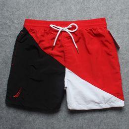 Wholesale Underwear Men Swim - Free shipping Hot Brand Men Summer quick dry Net inner surf board shorts sports print beach shorts men underwear swimming pants,XL-4XL
