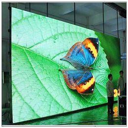 Rgb-außenmodul online-Held 2018 imprägniern / im Freien P6 SMD3535 farbenreiches LED-Anzeigen-Modul 192 * 192MM, Qualität P6 Modul 3-IN-1 RGB SMD LED im Freien