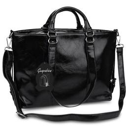 Wholesale Hand Bag Straps - Fashionable Horizontal Multi Purposes Tote Shoulder Crossbody Bags Lady Double Hand Straps Handbags Motorcycle Bag