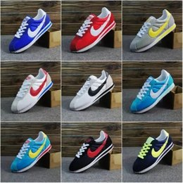 Wholesale Red Hot Printing - Free shipping!Hot new 2017 men and women cortez shoes leisure nets shoes fashion outdoor shoes size 36-44