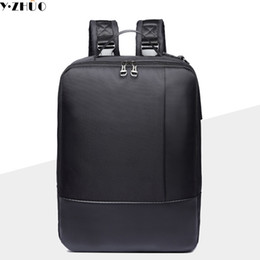 Wholesale kinds cell phones - Wholesale- Y.ZHUO brand nylon man backpacks Three kinds of USES duffel bag business waterproof high quality men travel Laptop school bags