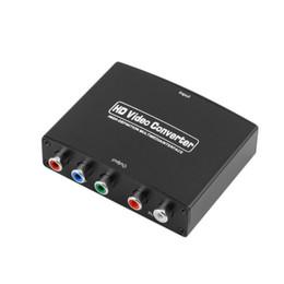 1080P HD Clear HDMI zu RGB Komponente YPbPr Video und R / L Audio Adapter Converter von Fabrikanten